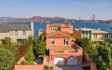 Loạt dinh thự bên vách đá giá hàng triệu USD ở San Francisco