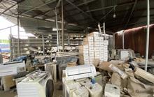 Đánh úp kho hàng điện lạnh nhập lậu quy mô lớn tại TP HCM