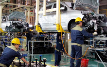Ngành công nghiệp ôtô Việt Nam vẫn đang loay hoay làm săm, lốp