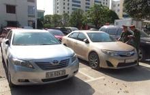 Phá đường dây nhập lậu xe sang Lexus 570, Range Rover, Mercedes từ Lào về nước