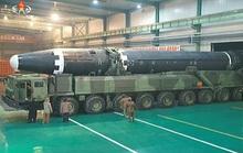 Mỹ phát hiện Triều Tiên xây cơ sở khổng lồ chứa tên lửa hạt nhân?