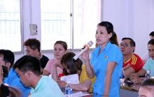 Bình Dương: Bảo đảm quyền lợi qua hội nghị người lao động
