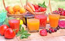 Uống 1-2 ly nước ép trái cây trong thời điểm này, hiệu quả khó ngờ