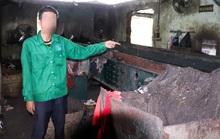 Cà Mau lại phát hiện thi thể thai nhi phân hủy lẫn trong rác