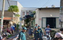 Lửa bùng cháy ở nhà trọ quận Bình Tân, 3 người tử vong