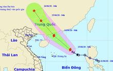 Xuất hiện cơn bão đầu tiên ở Biển Đông trong năm 2020
