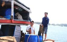Ngư dân Quảng Ngãi trình báo tàu cá bị tàu Trung Quốc đâm hỏng, lấy tài sản ở Hoàng Sa