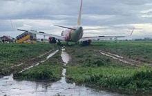 Bộ trưởng Nguyễn Văn Thể nói về nguyên nhân máy bay Vietjet trượt khỏi đường băng