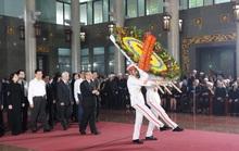 Bắt đầu lễ viếng ông Trần Quốc Hương