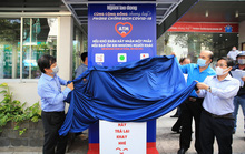 Cây ATM thực phẩm miễn phí của Báo Người Lao Động là điểm sáng trong phòng chống dịch Covid-19