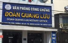 Lừa đảo chiếm đoạt hàng trăm tỉ đồng, vợ Giám đốc Sở Tư pháp Lâm Đồng bị bắt