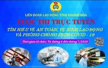 Khánh Hòa: Nâng chất hoạt động an toàn vệ sinh viên