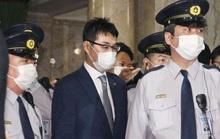 Cựu Bộ trưởng Tư pháp Nhật Bản và vợ bị bắt vì nghi án mua phiếu bầu