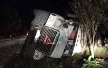 Tai nạn kinh hoàng 3 người chết: Giám định chất kích thích với tài xế xe container