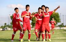 B.Bình Dương ngược dòng thắng kịch tính SLNA ngày ra quân VCK U19 Quốc gia 2020