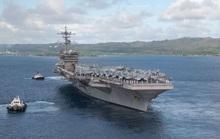 Mỹ nâng cấp tàu sân bay vĩnh viễn Guam để răn đe Trung Quốc