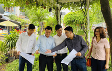 Tuyến metro Bến Thành - Tham Lương  bắt đầu nhận mặt bằng