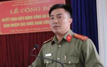 Ủy ban Kiểm tra Tỉnh ủy Hà Tĩnh kỷ luật cảnh cáo một trung tá công an