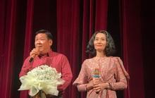 NSƯT Hạnh Thúy dốc sức 1 vở 2 phiên bản vì bà bầu Hồng Vân