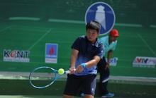 Trúc Tâm - tay vợt trẻ tài năng