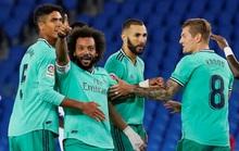 Người hùng giấu mặt ra tay, Real Madrid soán ngôi đầu La Liga