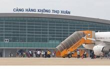 Sân bay Thọ Xuân sẽ được nâng cấp thành sân bay quốc tế