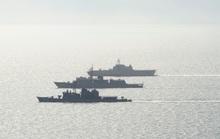 Hải quân Mỹ - Nhật diễn tập chung ở biển Đông