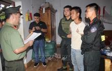 Bắt giữ các đối tượng Cấn Thị Thêu, Trịnh Bá Tư