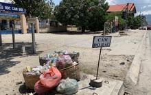 Cả huyện đau đầu vì thiếu bãi rác