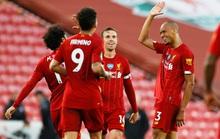 Liverpool vùi dập Crystal Palace, chờ Man City dâng ngôi vương