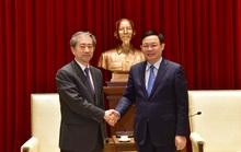 Đại sứ Trung Quốc: Đường sắt Cát Linh-Hà Đông là biểu trưng cho tình hữu nghị Việt Nam-Trung Quốc