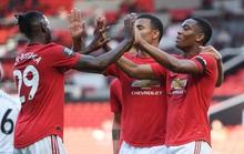 Hat-trick Martial phá dớp săn bàn, Man United bùng nổ ở Old Trafford