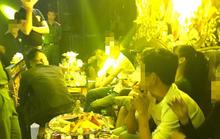 TP HCM: Hàng chục người phê ma tuý trong nhà hàng ở quận 1