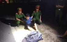 Truy đuổi gần 40 km, bắt 2 đối tượng vận chuyển 30 kg ma túy
