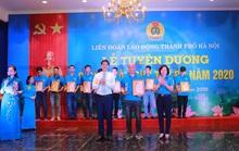 Hà Nội: Tuyên dương 100 công nhân giỏi thủ đô