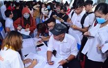 4.000 ứng viên tham gia Ngày hội tuyển dụng, việc làm