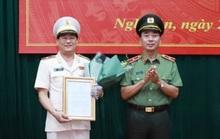 Thiếu tướng Nguyễn Hữu Cầu thôi làm Giám đốc Công an tỉnh Nghệ An