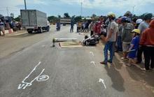 Sau tai nạn giao thông khiến 2 vợ chồng thương vong, tài xế rời khỏi hiện trường