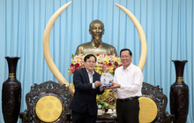 Bến Tre và Báo Người Lao Động sẽ hợp tác trên nhiều lĩnh vực