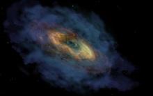 Siêu quái vật vũ trụ có trái tim lớn gấp 1,5 tỉ Mặt Trời