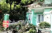 Đà Lạt: Di dời khẩn cấp 3 nhà dân nguy cơ bị vùi lấp