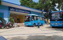 Công ty xe buýt ở Phú Quốc chiếm đất bị phạt 280 triệu đồng