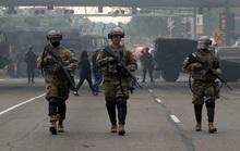 Biểu tình ở Mỹ: Thực hư số thành viên Vệ binh Quốc gia dương tính với Covid-19