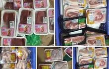 Mù mờ nguồn gốc thịt siêu thị giá siêu rẻ bán trên mạng xã hội