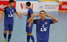Đánh bại chủ nhà, Thái Sơn Nam giành ngôi đầu bảng VCK Futsal HDBank VĐQG 2020