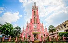 Nhà thờ màu hồng Việt Nam lên báo Mỹ