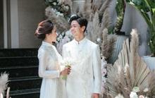 Chùm ảnh Công Phượng rạng rỡ trong ngày đính hôn với Viên Minh