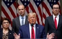 Tổng thống Trump vừa đấm vừa xoa Trung Quốc