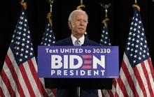 Ông Biden chính thức đủ chuẩn đối đầu với Tổng thống Trump