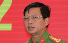 Công an Long An công bố quyết định của Bộ Công an về điều động nhân sự lãnh đạo